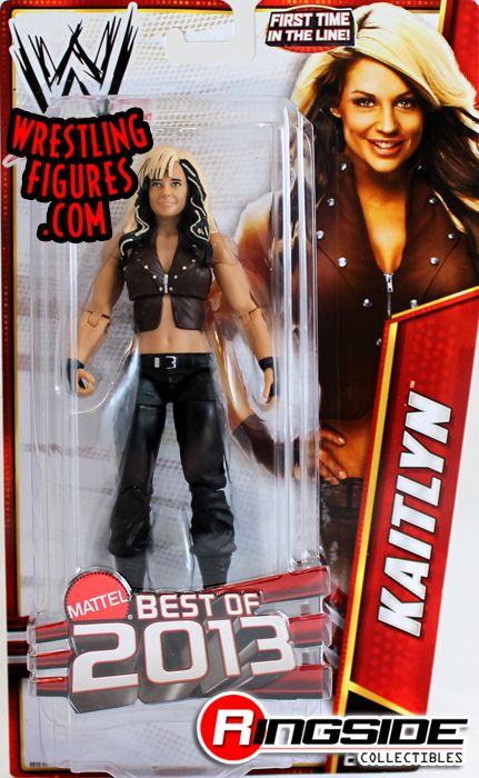 kaitlyn wwe series quotbest of 2013quot ringside collectibles