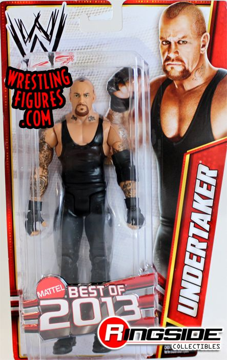 Undertaker Wwe Series Quot Best Of 2013 Quot Ringside Collectibles