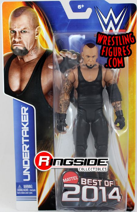 Wwe Girl Toys : Undertaker wwe series quot best of ringside collectibles