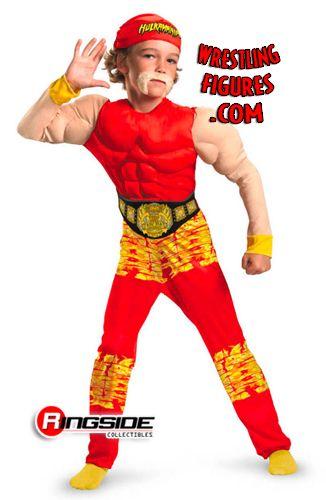 Hulk Hogan - TNA Costume   Ringside Collectibles
