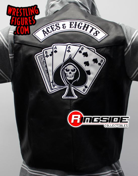 aces and eights t-shirts impact wrestling