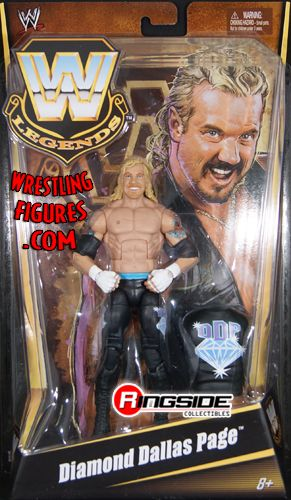 Diamond Dallas Page Wwe Legends Exclusive Ringside