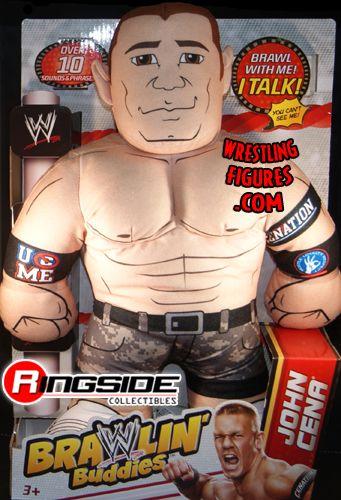 John Cena Wwe Brawlin Buddies Ringside Collectibles