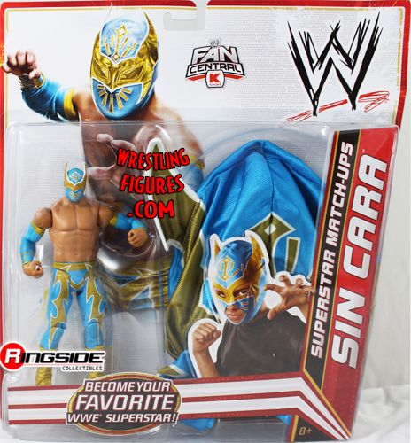 Sin Cara Superstar Match Ups Exclusive Ringside