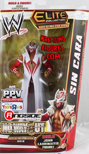 Sin Cara White Amp Red Best Of Ppv Elite Exclusive