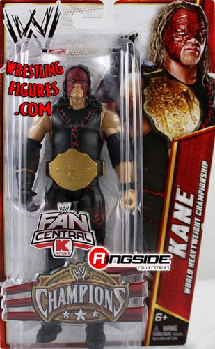 WWE Mattel elite world heavyweight championship belt for action figure