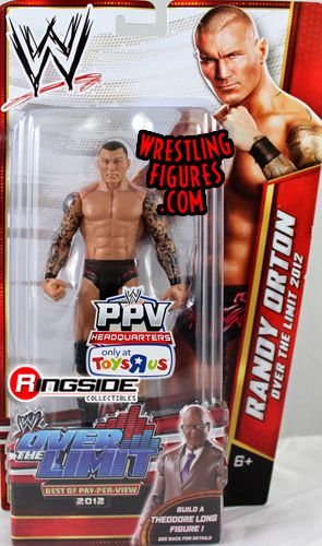 Randy Orton Over The Limit 2012 Best Of Pay Per View