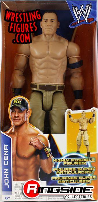 John Cena Mattel WWE 12 Inch Figure!