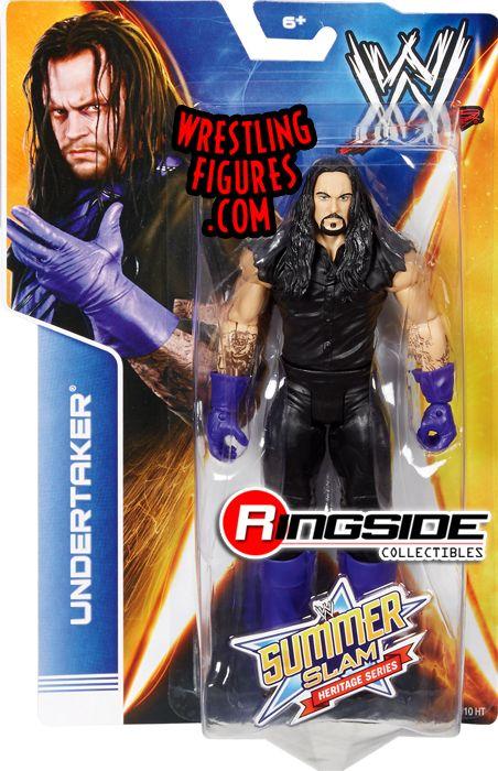 Undertaker Wwe Summerslam 2014 Wwe Toy Wrestling Action
