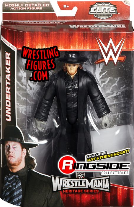 Undertaker Wwe Elite Quot Wrestlemania 31 Quot Wwe Toy Wrestling