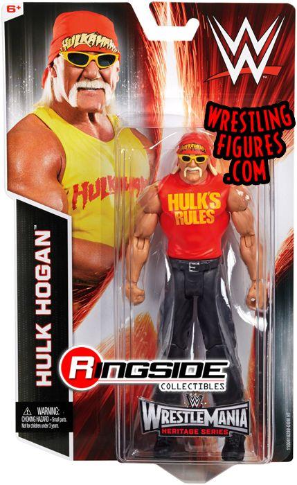 Hulk Hogan Wwe Series Quot Wrestlemania 31 Quot Ringside