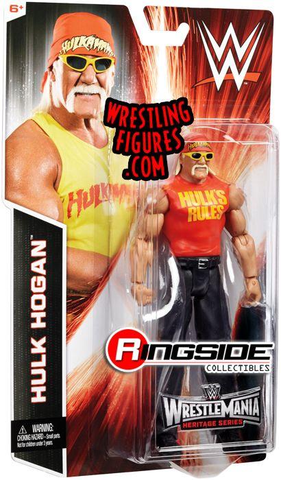 Hulk Hogan - WWE Series