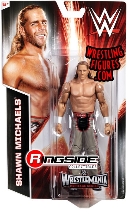 Shawn Michaels Wwe Series Quot Wrestlemania 31 Quot Wwe Toy