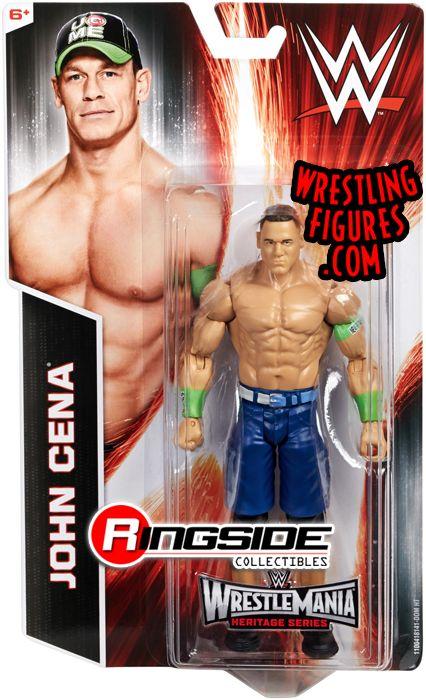 John Cena Wwe Series Quot Wrestlemania 31 Quot Wwe Toy Wrestling