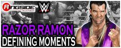 Mattel WWE Razor Ramon Defining Moments Exclusive!