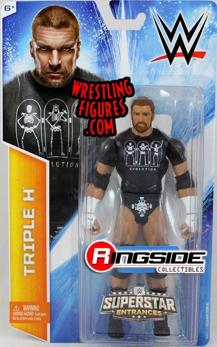 Triple H Hhh W Quot Evolution Quot Painted Shirt Superstar