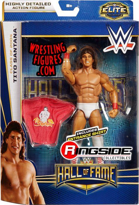 Tito Santana Wwe Hall Of Fame 2015 Wwe Toy Wrestling