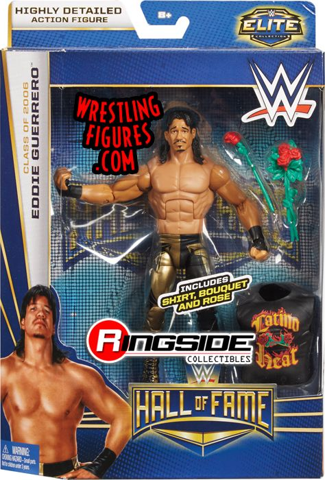 Eddie Guerrero Wwe Hall Of Fame 2015 Ringside Collectibles