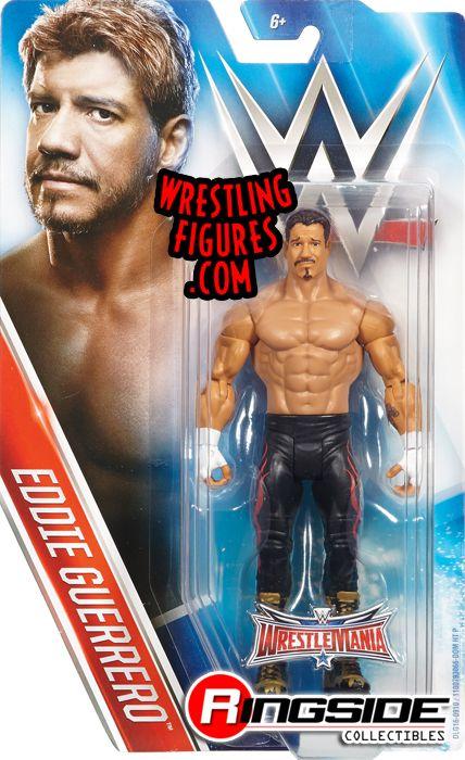 Eddie Guerrero Wwe Series Quot Wrestlemania 32 Quot Wwe Toy