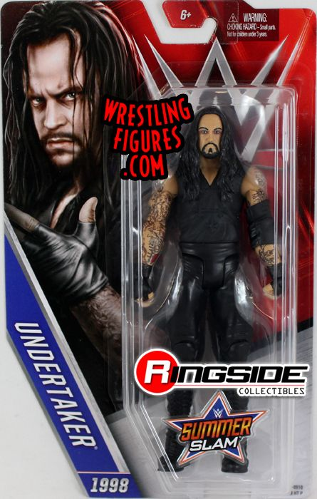 Undertaker Wwe Series Quot Summerslam 2016 Quot Wwe Toy