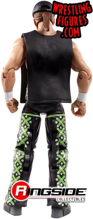 Wwe Shawn Michaels Dx