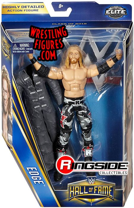 Edge Wwe Hall Of Fame Class Of 2012 Wwe Toy Wrestling