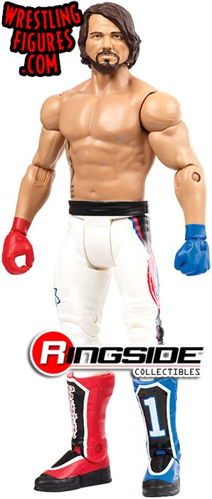 "WWE Basic Figures Serie ""Wrestlemania 34"" (2018) Mmisc_422_aj_styles_pic1_P"