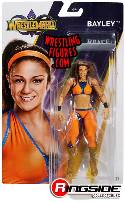 "Bayley - WWE Series ""WrestleMania 34"" Mmisc_423_bayley_P"