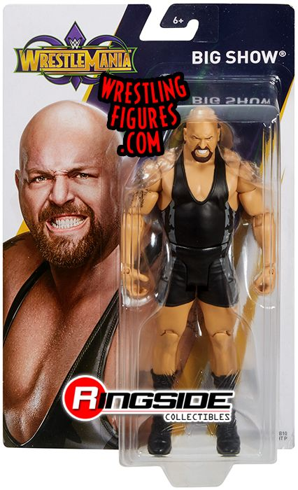 "Big Show - WWE Series ""WrestleMania 34"" Mmisc_425_big_show_P"
