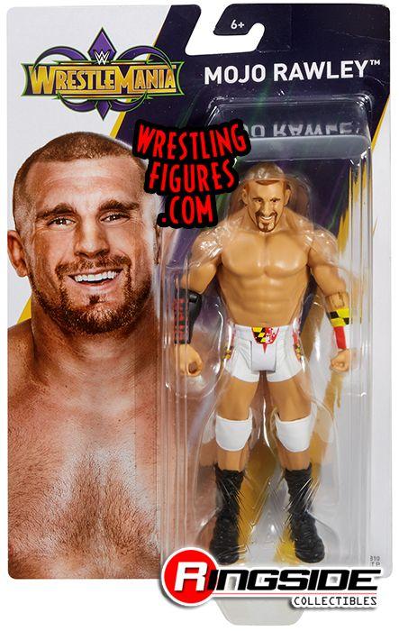 "Mojo Rawley - WWE Series ""WrestleMania 34"" Mmisc_427_mojo_rawley_P"