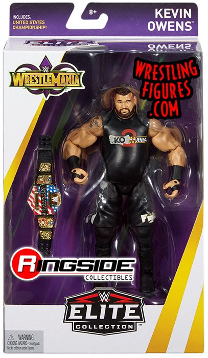 Image result for wrestlemania 34 mattel owens