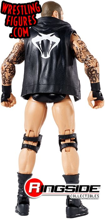 Image result for wrestlemania 34 mattel orton