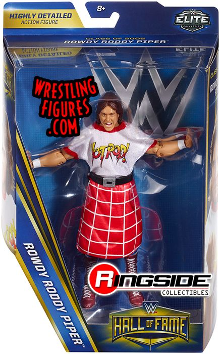 Roddy Piper Wwe Hall Of Fame Class Of 2014 Wwe Toy