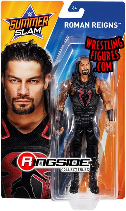 Roman Reigns Wwe Series Quot Summerslam 2018 Quot Wwe Toy