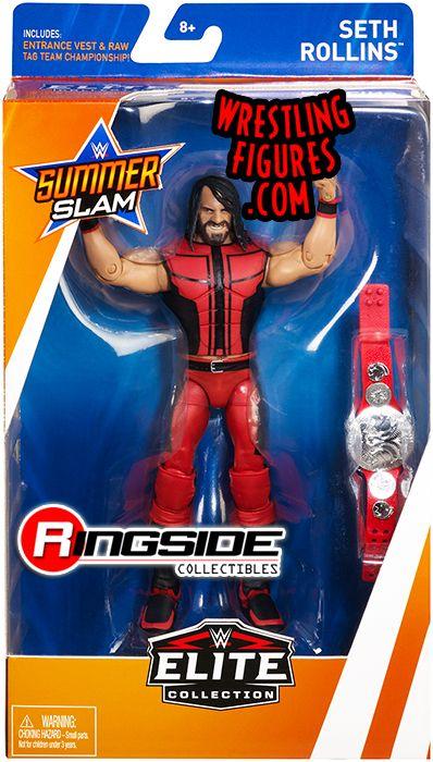 WWE Mattel Action Figure Accessory Classic Raw Tag Team Title Belt Elite loose