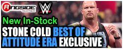 Mattel WWE Stone Cold - Best of Attitude Era!