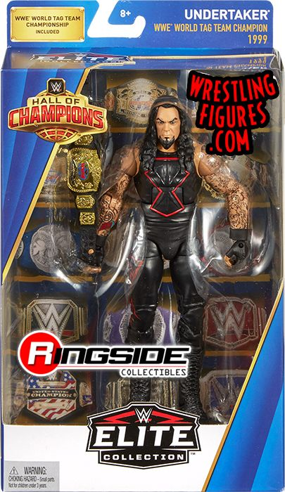 Undertaker Wwe Hall Of Champions Elite Exclusive