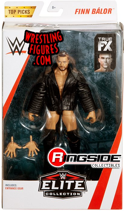 Finn Balor Wwe Elite Quot Top Talent 2018 Quot Wwe Toy Wrestling