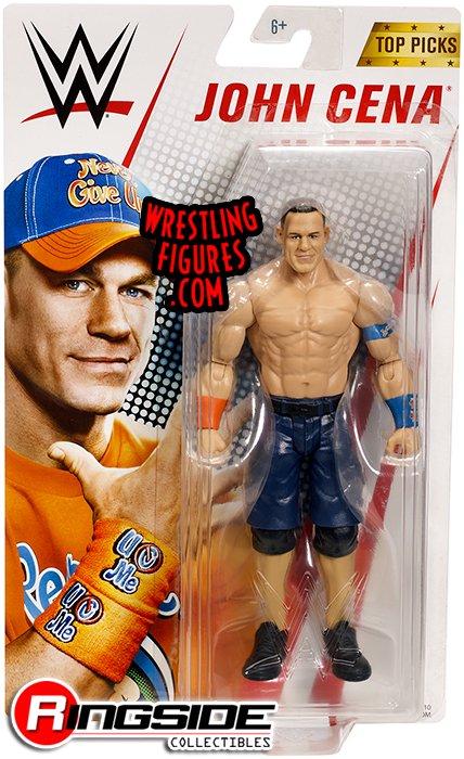 John Cena Wwe Series Quot Top Talent 2018 Quot Wwe Toy Wrestling