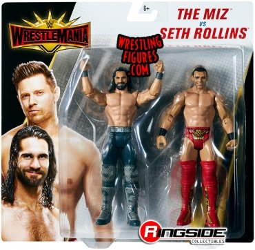 Image result for wrestlemania 35 figures battle packs