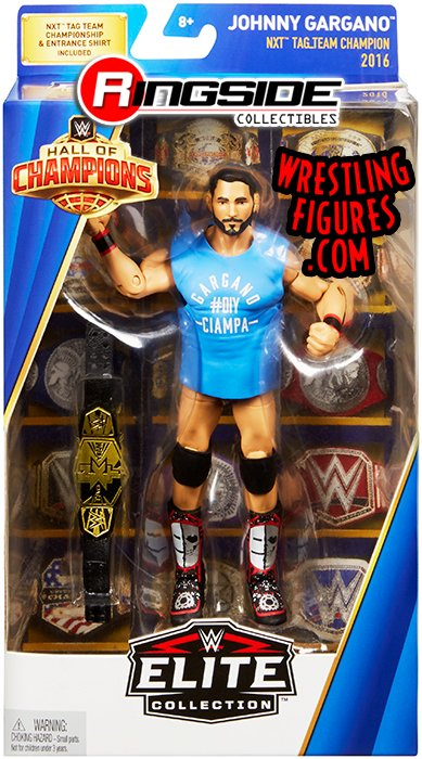Tommaso Ciampa Wwe Hall Of Champions Wwe Toy Wrestling