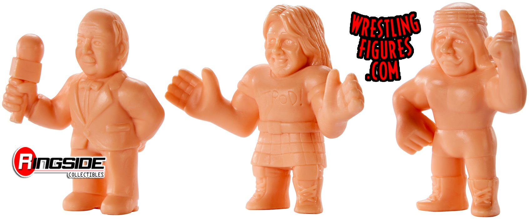 WWE Legends Complete Set of 12 Figures 2017 Mattel M.U.S.C.L.E