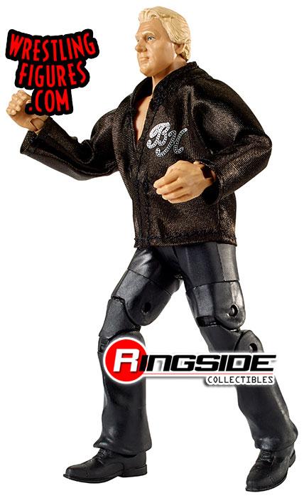 WWE Mattel Bobby The Brain Heenan Fan Central Exclusive Elite Series Figure