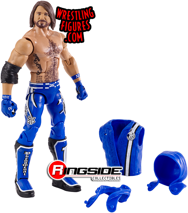 Blu X 5-RSC-accessori WWE WRESTLING ACTION FIGURE Display Stand