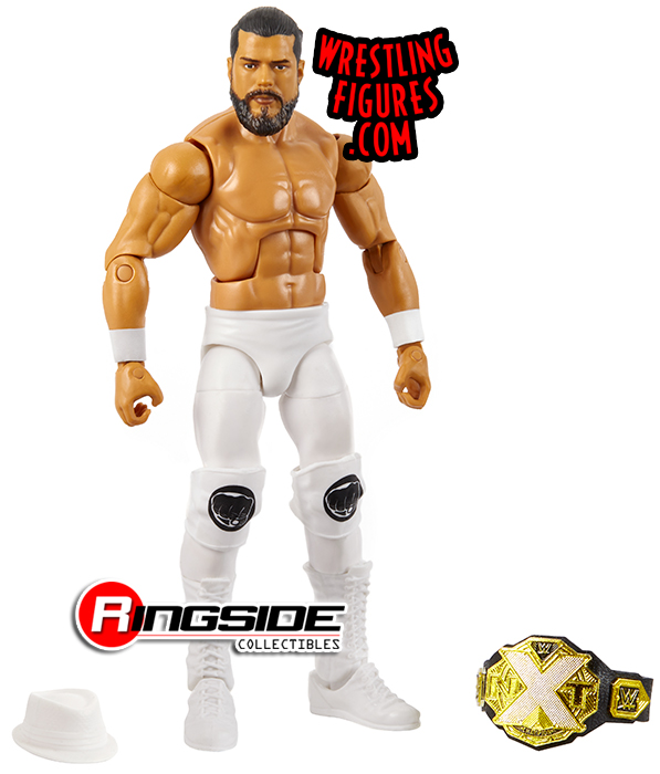 Andrade - NXT Elite Ringside Exclusive WWE Toy Wrestling