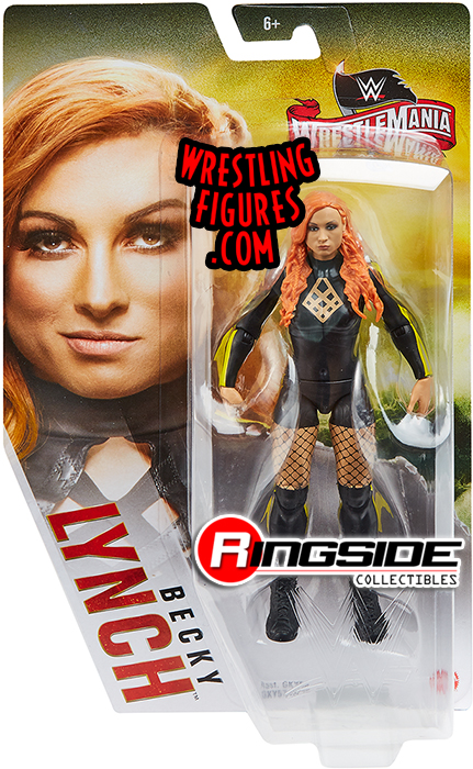 Becky Lynch Wwe Series Quot Wrestlemania 36 Quot Wwe Toy