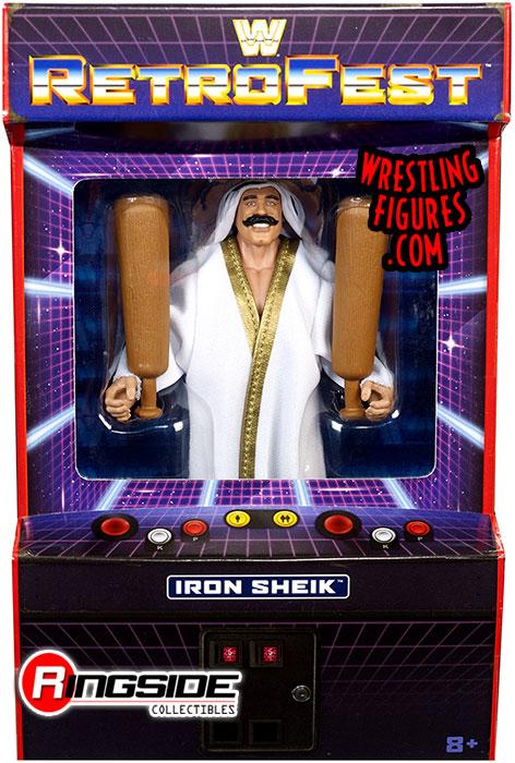 Iron Sheik Wwe Elite Retrofest Exclusive Wwe Toy