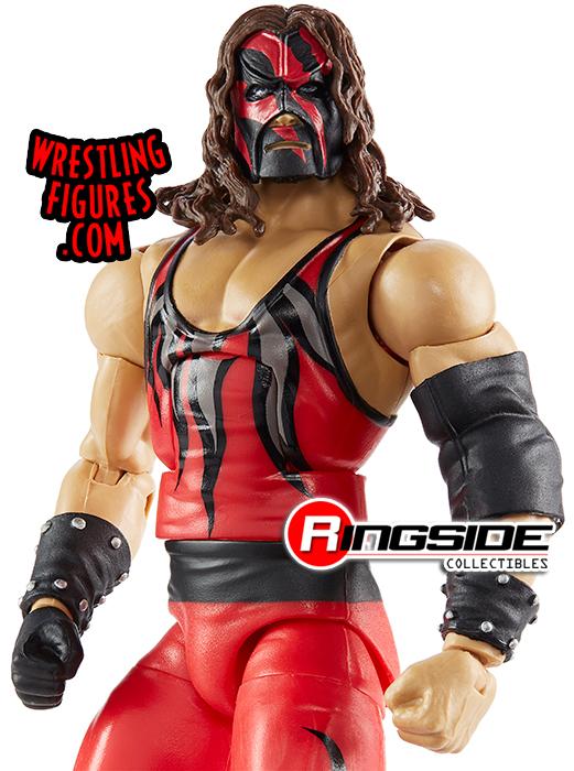 WWE Kane Mattel Elite Survivor Series Action Figure 2020 RARE New In Box