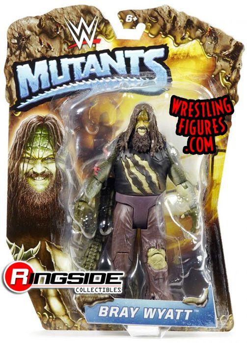 Bray Wyatt Wyatt Family Wwe Mutants Wwe Toy Wrestling