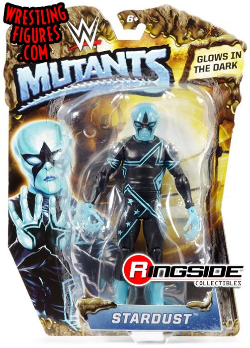 Stardust Cody Rhodes Wwe Mutants Wwe Toy Wrestling